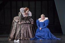"""Foto: El 'bel canto' extasiarà el Liceu amb el """"triangle amorós"""" de 'Maria Stuarda' (BILL COOPER)"""