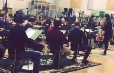 Foto: Muse muestran un vídeo desde el estudio grabando con una orquesta (INSTAGRAM)