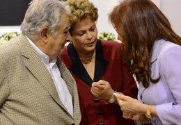 Foto: Mujica participa en su última Cumbre de Mercosur llamando a la unidad (TWITTER)