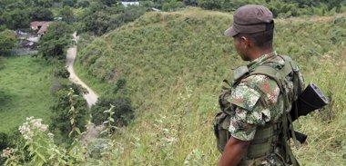 """Foto: Las FARC declaran un alto el fuego """"por tiempo indefinido"""" (REUTERS)"""