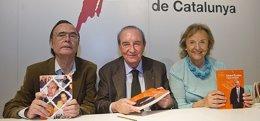 Foto: Presentado el libro 'Eduardo Portela, el hombre de la ACB' (ACB PHOTO)