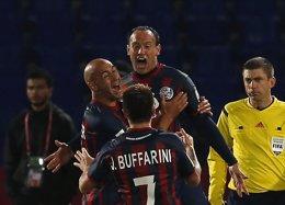 Foto: San Lorenzo, rival del Real Madrid en la final del Mundial (REUTERS)