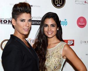 """Foto: Patricia Yurena y Vanesa Klein: """"No soy la primera reina de la belleza lesbiana ni la última"""" (OSCAR O.D)"""