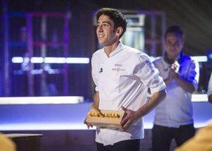 Foto: David, gana el concurso y se hace con el prestigioso título de 'TOP CHEF' (TWITTER )