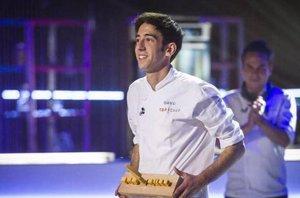 Foto: Ganador Top Chef 2014: David García se hace con el prestigioso título de 'TOP CHEF' (TWITTER )