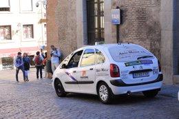 Foto: El 1 de enero entrarán en vigor las nuevas tarifas de taxis (EUROPA PRESS)