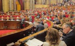 Foto: ERC retira in extremis su enmienda a la totalidad a la Ley de Acompañamiento (EUROPA PRESS)