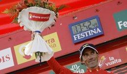 Foto: Lastras capitaneará al Movistar Team en el Tour Down Under (REUTERS)