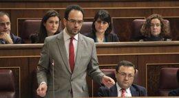 """Foto: El PSOE acusa a Rajoy de haber """"hecho dimitir"""" a Torres-Dulce """"por miedo"""" y le exige que lo explique en el Congreso (EUROPA PRESS)"""