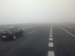 Foto: Alerta por nieblas en diversas zonas de Extremadura (EUROPA PRESS)