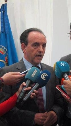 El consejero de Turismo, Rafael Rodríguez.