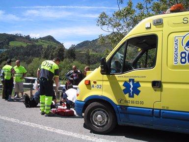 Foto: Gairebé 4.000 quilòmetres de carreteres espanyoles tenen risc elevat de patir un accident (EUROPA PRESS)