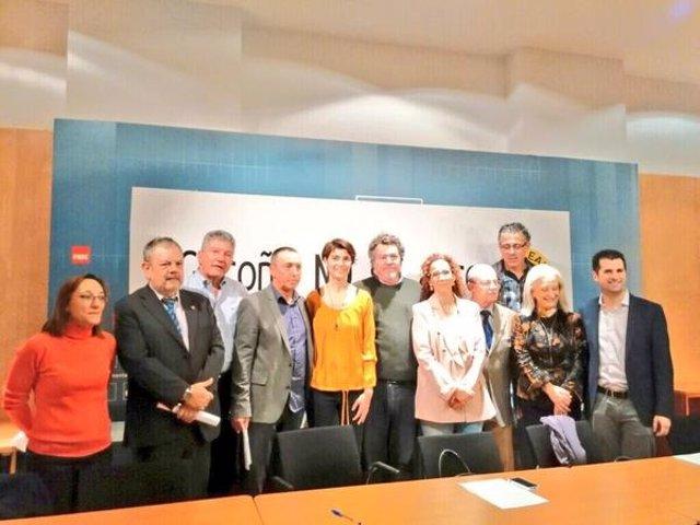 Foto: PSOE, IU, PNV, Equo, ERC, BNG, Compromis y Amaiur pactan no reabrir Garoña