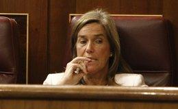 Foto: Ana Mato, elegida vicepresidenta de comisión en el Congreso sin el voto de la oposición (EUROPA PRESS)