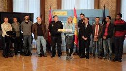 Foto: La región registró 21 denuncias por ataques homófobos este año (DELEGACIÓN DEL GOBIERNO)