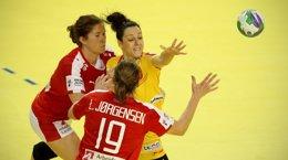"Foto: Macarena Aguilar: ""Montenegro querrá sacarnos del partido"" (HTTP://HUNCRO2014.EHF-EURO.COM)"