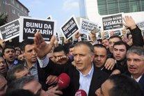 Editor jefe del periódico turco Zaman