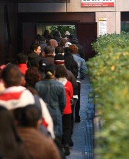 Foto: El Consejo de Ministros aprobará hoy la nueva ayuda a parados de larga duración (EUROPA PRESS)
