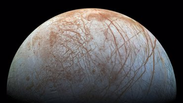 Foto: El misterio de los géiseres de la luna Europa de Júpiter se desvanece (NASA/JPL)