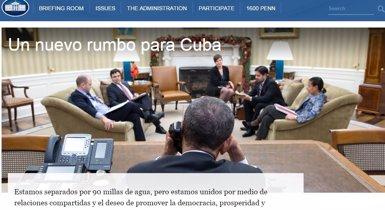 Foto: Els bancs dels EUA avançaran amb cautela cap a Cuba (WHITEHOUSE)