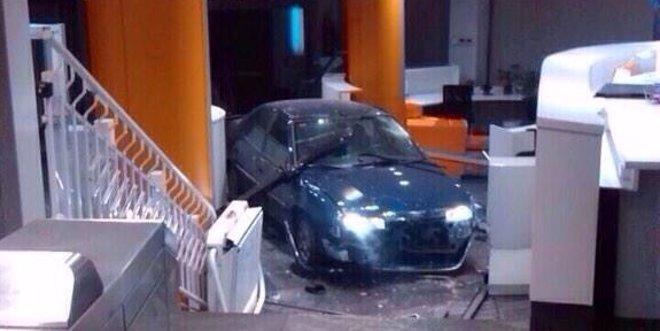 Foto: El detenido por empotrar su coche está en paro desde mayo (CEDIDA)