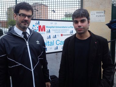 Foto: Castaño olvida las siglas de IU y vaticina un gobierno local encabezado por Ganemos (EUROPA PRESS)