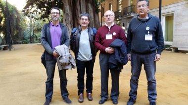 Foto: Las Corts aprueban por unanimidad tramitar la ILP por una radio televisión pública (EUROPA PRESS)