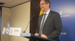 Foto: CiU remonta y aventaja a ERC un punto tras el 9N según el CEO (EUROPA PRESS)