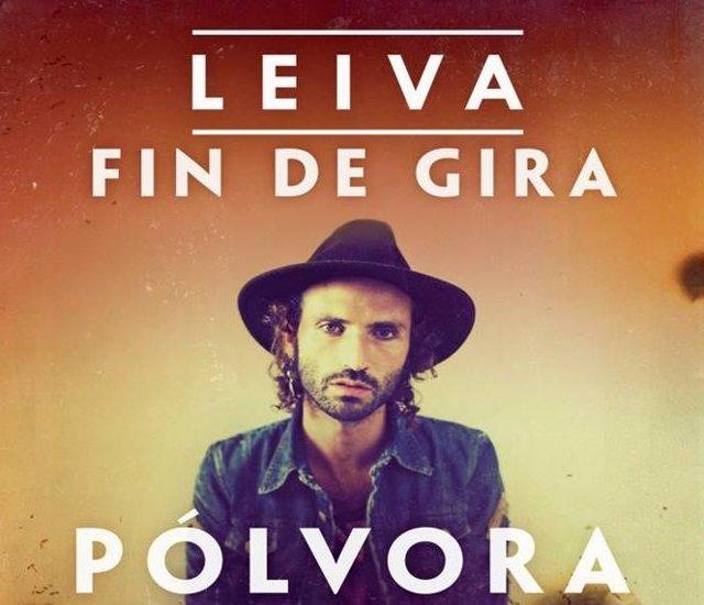 Foto: Leiva ofrecerá un concierto el 24 de abril en el Zentral Kafé Teatro