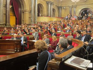 Foto: El Parlament demana traspassar els aeroports de Girona, Reus i Sabadell a la Generalitat (EUROPA PRESS)