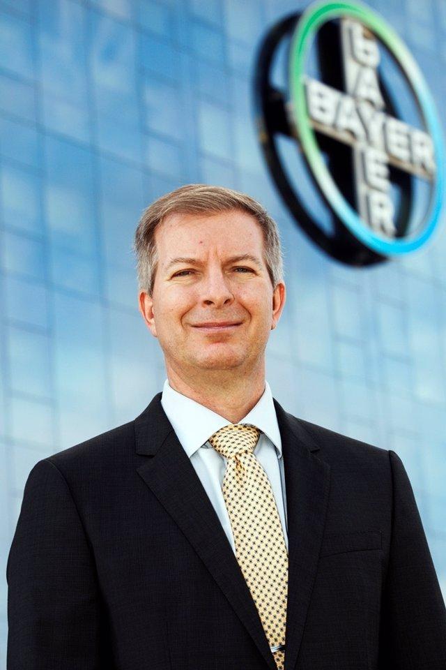 Foto: Andrea Firenze, nuevo director de la fábrica de Bayer MaterialScience en Tarragona