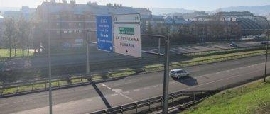 Foto: La DGT prevé 550.000 desplazamientos en las carreteras asturianas estas Navidades (EUROPA PRESS)