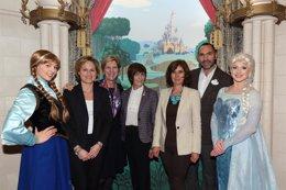 Foto: Viajes El Corte Inglés, mejor partner europeo de Disneyland Paris (YANNPIRIOU.COM  )