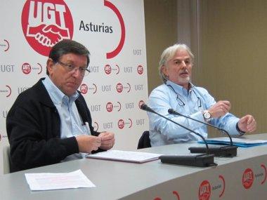 """Foto: MCA-UGT ve """"muy difícil"""" pedir """"por favor"""" a los trabajadores que no  trabajen en Huelga General (EUROPA PRESS)"""