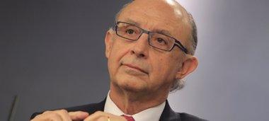 Foto: Economía.-Montoro dice que las CC.AA. se financiarán con las emisiones del Tesoro para beneficiarse de menores intereses (EUROPA PRESS)