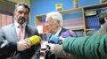 """Foto: El padre Ángel : """"A pesar de la sonrisa que anuncia el Gobierno sigue habiendo mucha gente con necesidad"""" (EUROPA PRESS)"""