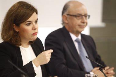 Foto: El Gobierno aprueba la modificación del REF (EUROPA PRESS)