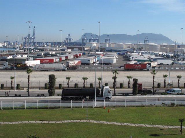 Foto: APBA adjudica a Dragados la construcción de la Fase B de la Terminal de Tráfico Pesado de Isla Verde