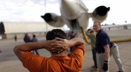 Foto: Las deportaciones desde Estados Unidos bajan en el año fiscal 2014 (CARLOS BARRIA / REUTERS)
