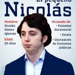 Foto: Todo lo que se sabe hasta ahora del 'pequeño Nicolás' (EUROPA PRESS)