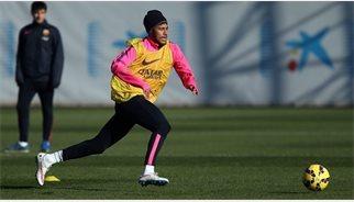 Montoya i Neymar, novetats contra el Còrdova