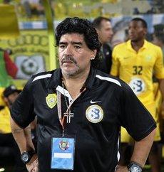 Foto: Maradona protagonitzarà una pel·lícula (WIKIPEDIA)