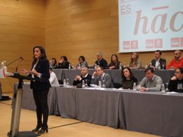 """Foto: Luena dice que el PP tendría difícil gobernar porque """"no se entiende con nadie"""" (EUROPA PRESS)"""