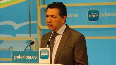 """Foto: Cuevas dice que """"sólo el Gobierno del PP es capaz de crear empleo"""" (PP)"""