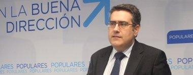 """Foto: PP: El PSOE """"se insinúa a los radicales de forma casi obscena"""" (EUROPA PRESS/PP)"""