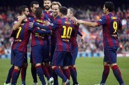Foto: Crónica del FC Barcelona - Córdoba, 5-0 (ALBERT GEA / REUTERS)