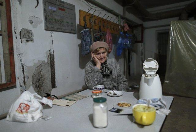 Foto: El invierno amenaza con empeorar la crisis humanitaria que vive Ucrania