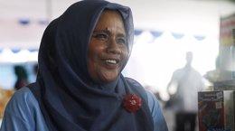 Foto: Diez años después del tsunami que devastó el sureste asiático, los supervivientes siguen adelante (PIUS ERLANGGA / REUTERS)