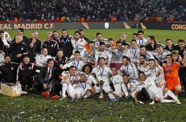 Foto: El Real Madrid reina en el mundo (REUTERS)