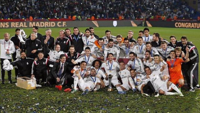 Foto: El Real Madrid reina en el mundo